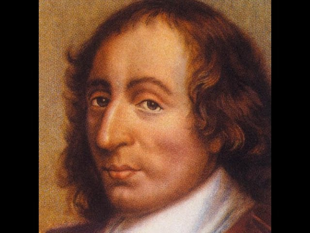 Блез Паскаль (1623-1662) - Великий французский математик, физик, писатель, мыслитель