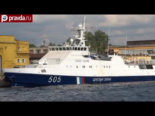 Украину не пустят к буровым установкам Крыма
