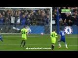 Челси 4-1 Манчестер Сити | Гол: Азар