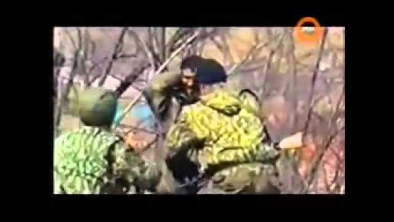 чеченские бандиты гелаева сдаются в плен