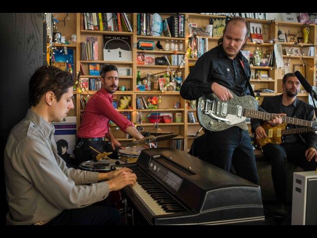 Timber Timbre: NPR Music Tiny Desk Concert