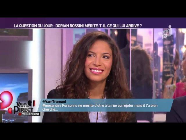Zaho La Nouvelle Star Des Jeunes 2 2 Dorian Rossini ~ Vous Etes En Direct Sur NRJ12 Morandini