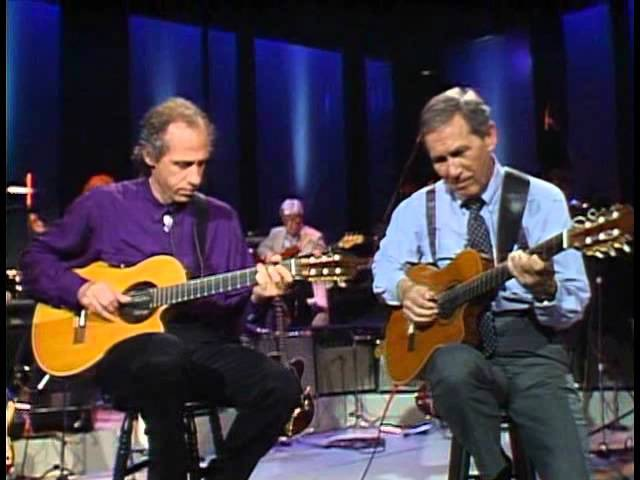 Imagine - Chet Atkins and Mark Knopfler