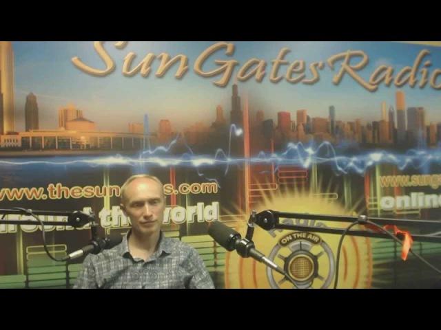 Интервью Олега Гадецкого на радио SunGates в Чикаго (США). Часть 2