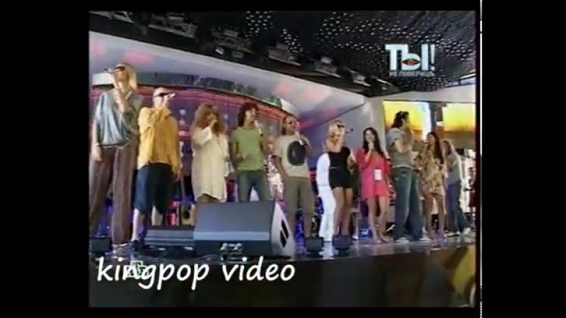 Творческий вечер Игоря Николаева Новая волна 2008 За кадром Ты не поверишь 13 09 08