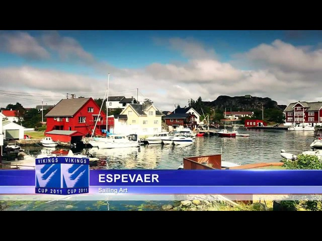 Sailing Art , Norway 2011 , video by Gro'M