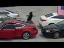 Стрельба на парковке у Новоорлеанского ресторана