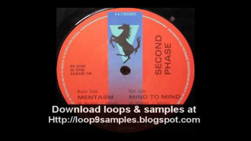 Second Phase - Mentasm - RS Records Classic