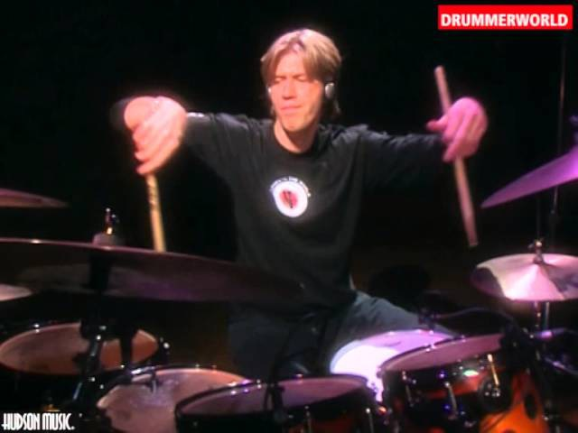 DRUM CLINIC: Tommy Igoe: The Bossa Nova