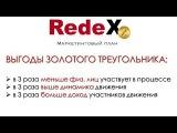 RedeX . Стратегия. Как получить чистую прибыль  в RedeX