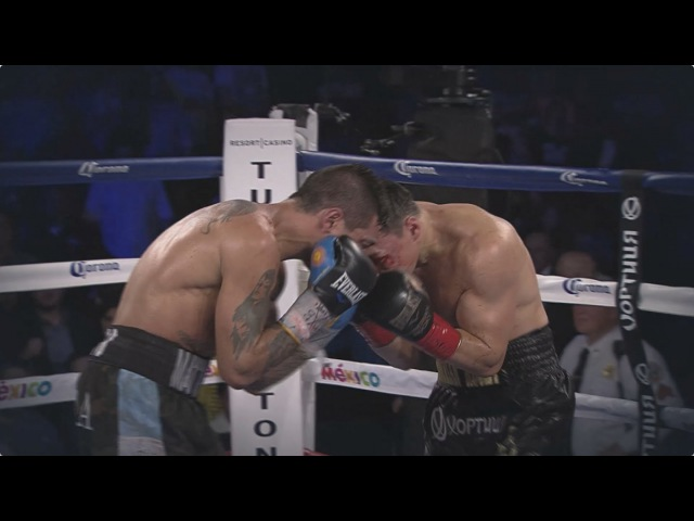 Lucas Matthysse vs. Ruslan Provodnikov HBO Boxing After Dark Highlights