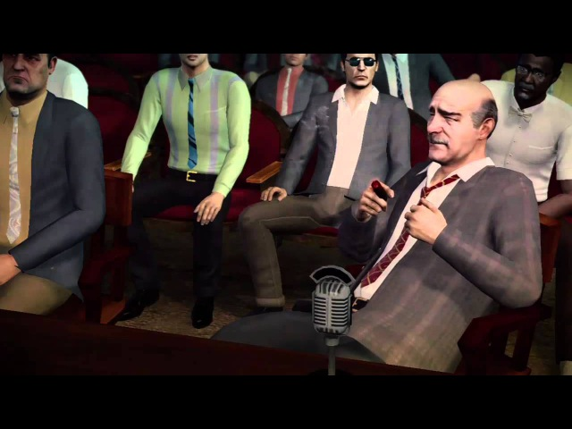 The Godfather 2 Launch Trailer PS3 Xbox360