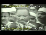 Discurso para la Historia, completo, Martin Luther King, I have a Dream, Yo tengo un Sue