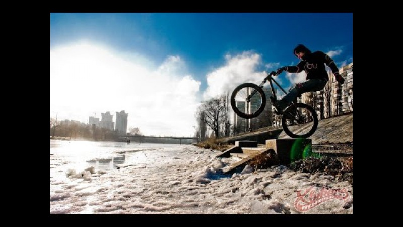 Невероятные трюки на велосипеде Денни Макаскила ✦ Amazing tricks by Denny Makaskill's bicycle