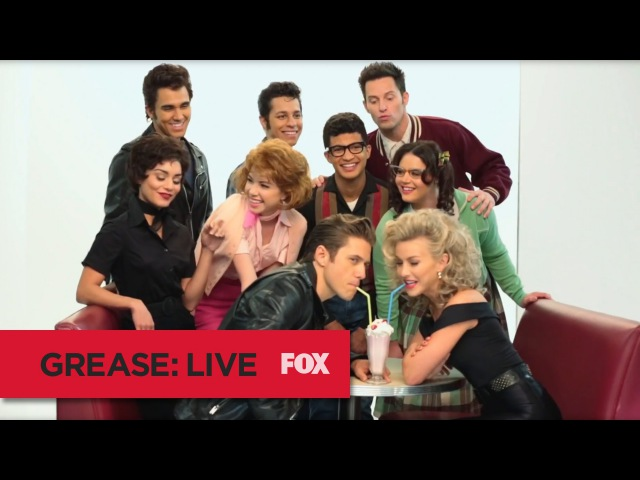 """GREASE: LIVE 