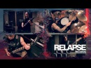 ABYSMAL DAWN - Perfecting Slavery Group Performance w/ Christian Muenzner (Spawn of Possession)