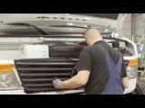 Manufacturing Mercedes Benz Vario plant Ludwigsfelde