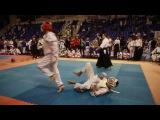 Koshiki Karate International Cup Moscow 2016. Final 85kg. Koval Alexey VS Poddubhy Sergey