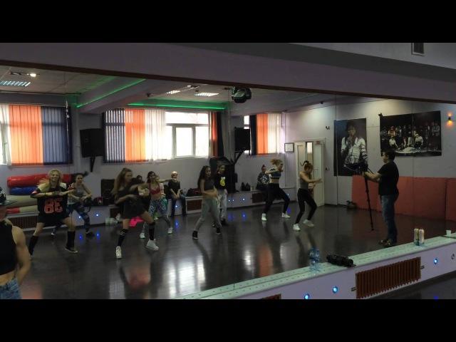 Мастер класс Лилии Едихановой по Джаз Фанку в Алмате