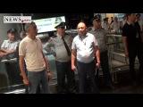 Պորտուգալիայի հավաքականը ժամանեց Երևան