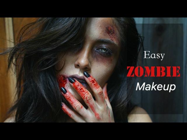 Образ на Хеллоуин Зомби