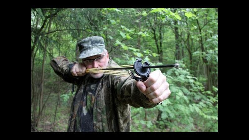 Комплексы Экстремального Выживания - Тестирование Archery Рогаток CES NEC Часть 3