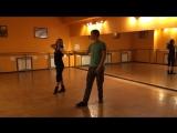 Zouk #2dance Дмитрий Статных & Гульнара Юдинцева 27.05.15г.