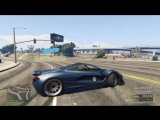 Мои гонки в гта 5 онлайн на PS4 часть 2