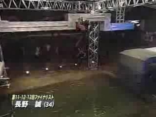 Extreme Japanese Obstacle Courses
