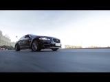 За рулём Jaguar XJ - Дмитрий Потапенко