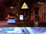 В Петербурге хулиганы разбили первый паркомат в зоне платных парковок