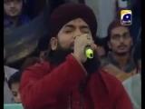 ---Ahmed raza qadri in shab e qadr 27th ramzan 2013 Huzoor jante hain tearful kalam