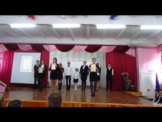 Ученик года - 2016 Тупиков Павел