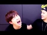 [VIDEO] 160311 Когда у Ёнджэ нет выхода @ Обновление фейсбука JCast