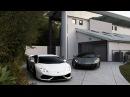 Liberty Walk Lamborghini Huracan and Aventador! Walkaround and Revs!