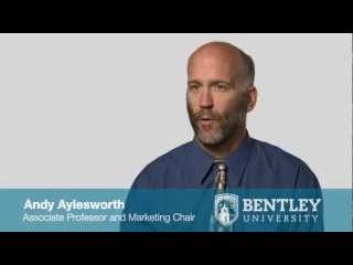 Master of Science in Marketing Analytics - Bentley University