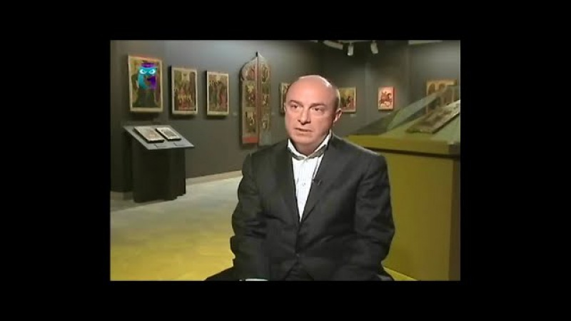Михаил Абрамов, коллекционер, меценат - создатель первого частного Музея русской иконы