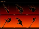 Blade Soul Япония Легендарное Оружие Путь в Бездну 4 уровень
