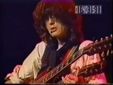 Jimmy Page's(drunk) Stairway To Heaven at A.R.M.S Concert