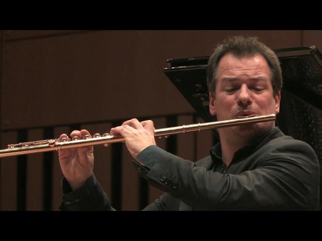 Eugène Oneguine paraphrase, Tchaikovsky - Emmanuel Pahud (flûte piano)