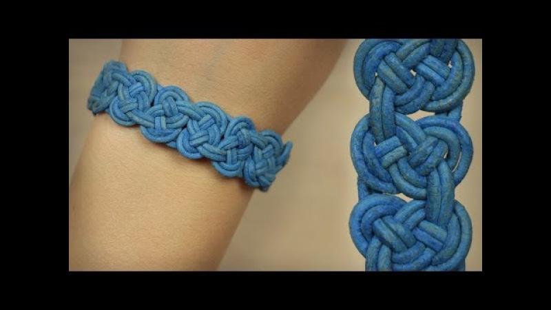 DIY Knoten-Armband - Seemannsknoten in Reihe - einfacher als es aussieht )