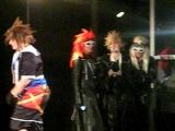 J-popcon 2009 Cosplay Group #18 - Kingdom Hearts II - Axel, Sora, Roxas, Vexen