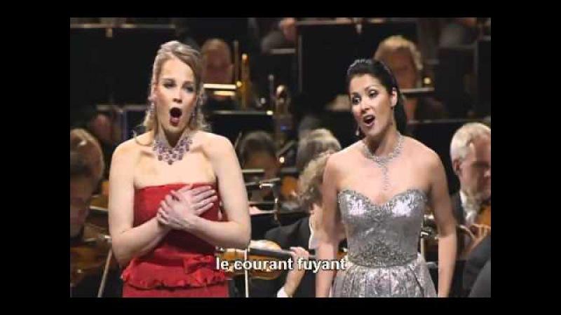 Flower duet - Anna Netrebko Elina Garanca (Lakmé de Delibes)