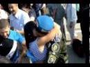 любящая девушка дождалась парня из армии