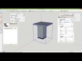 SketchUp Динамические компоненты для мебели: Часть 4