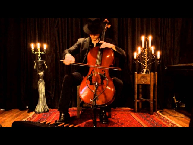 Desolation by Adam Hurst~ Deep Dark Cello and Organ Original Music