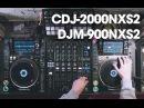 Alex Moreno testing the Pioneer CDJ 2000NXS2 DJM 900NXS2