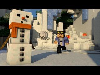 Выживание в Майнкрафт с Другом #2 - Одиночка :D