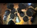 ☺ Trucs: Alesis DM10 X Kit Steven Slate Drums 4.0
