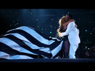 -Beyonce Ft Jay Z ¨Forever young  Halo¨